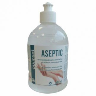 gel hidroalcoholico aseptic